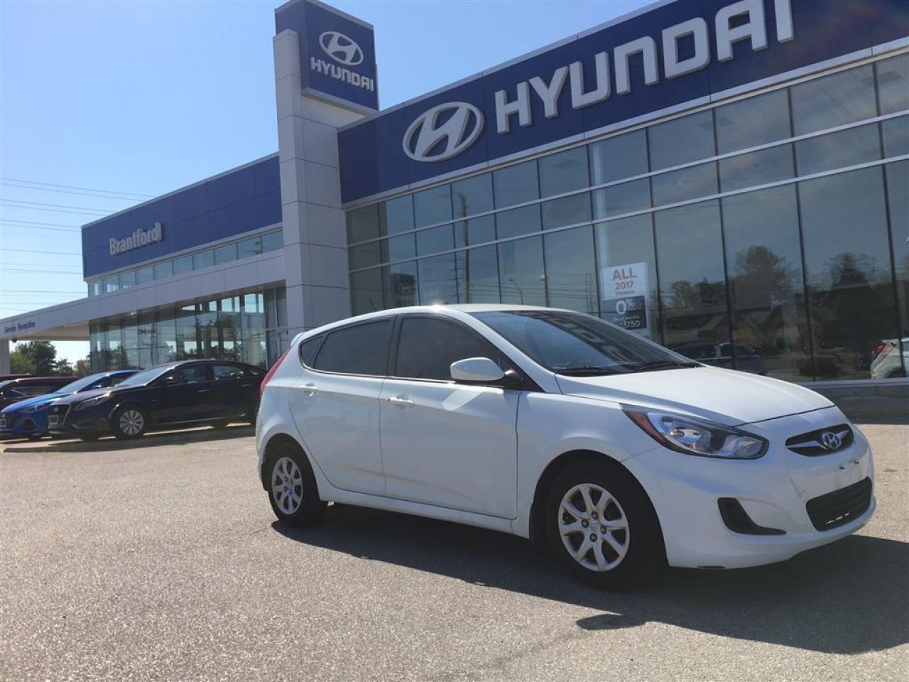 2013 Hyundai Accent GL - Bluetooth -  Heated Seats -  Siriusxm
