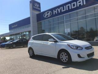 Used 2013 Hyundai Accent GL - Bluetooth -  Heated Seats -  Siriusxm for sale in Brantford, ON