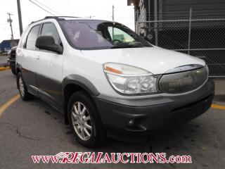 Used 2005 Buick Rendezvous for sale in Calgary, AB