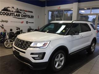 Used 2017 Ford Explorer XLT for sale in Coquitlam, BC