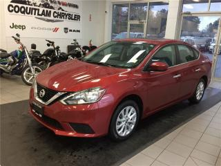 Used 2016 Nissan Sentra for sale in Coquitlam, BC