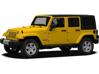 Used 2011 Jeep Wrangler Unlimited Sahara for sale in Surrey, BC