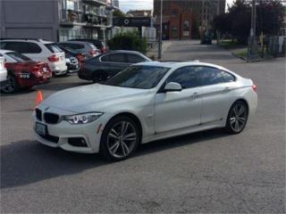 Used 2016 BMW 4-Series 435i xDrive Gran Cou for sale in North York, ON