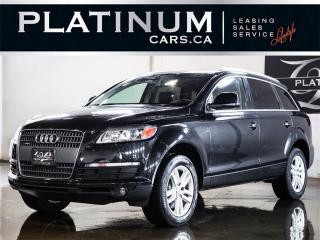 Used 2008 Audi Q7 3.6 QUATTRO PREMIUM, for sale in North York, ON