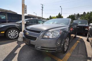 Used 2009 Chevrolet Malibu Hybrid HYBRID,CERTIFIED W/WARR for sale in Aurora, ON