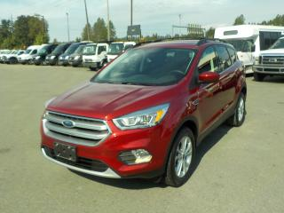 Used 2017 Ford Escape SE 4WD Ecoboost for sale in Burnaby, BC