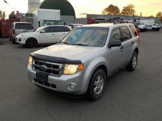 Used 2011 Ford Escape XLT 4WD for sale in Burnaby, BC