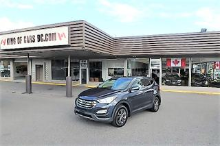 Used 2013 Hyundai Santa Fe Sport AWD for sale in Langley, BC