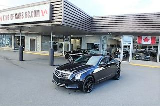Used 2014 Cadillac ATS 2.0 Turbo Luxury AWD for sale in Langley, BC