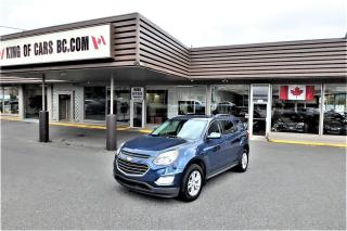 Used 2016 Chevrolet Equinox LT AWD for sale in Langley, BC