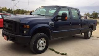 Used 2008 Ford F-250 XLT 4X4 for sale in Brunkild, MB
