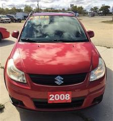 Used 2008 Suzuki SX4 JX for sale in Brunkild, MB