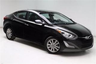 Used 2016 Hyundai Elantra SPORT-AUTO-SUNROOF-CAMERA-ONLY 49KM for sale in York, ON