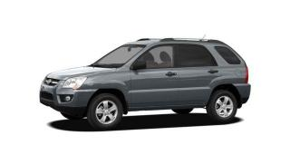 Used 2009 Kia Sportage LX for sale in Port Coquitlam, BC