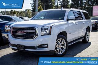 Used 2017 GMC Yukon XL SLT 4WD, Navigation, Leather, DVD for sale in Port Coquitlam, BC