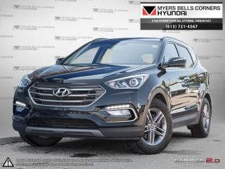 Used 2017 Hyundai Santa Fe for sale in Nepean, ON