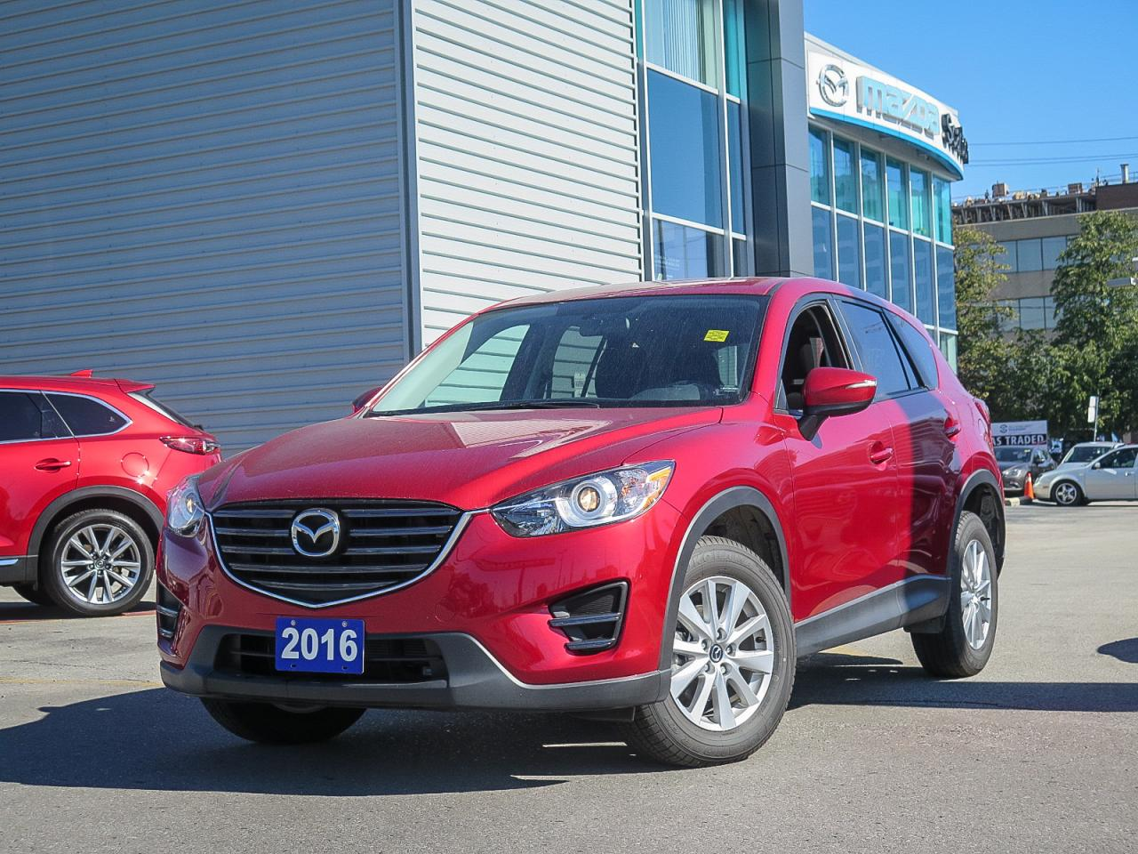 2016 Mazda CX-5 FINANCE @0.9%