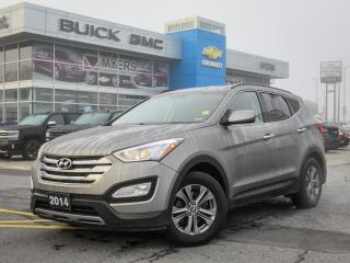 Used 2014 Hyundai Santa Fe 2.0T, SPORT, AWD, HEATED STEERING WHEEL!! for sale in Ottawa, ON