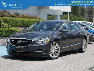 Used 2018 Buick LaCrosse Premium Navigation, Heated Seats, Backup Camera for sale in Coquitlam, BC