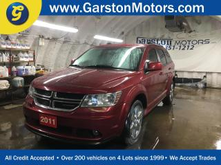 Used 2011 Dodge Journey SXT*KEYLESS ENTRY w/REMOTE START*PUSH BUTTON START*CRUISE CONTROL*POWER DRIVER SEAT*HEATED FRONT SEATS* for sale in Cambridge, ON