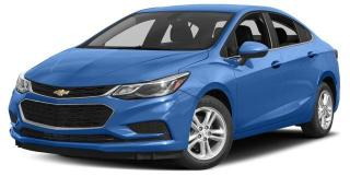 Used 2017 Chevrolet Cruze LT AUTO for sale in Port Coquitlam, BC
