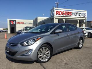 Used 2016 Hyundai Elantra SE SPORT - SUNROOF - HTD SEATS - BLUETOOTH for sale in Oakville, ON