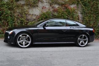 Used 2014 Audi RS5 Quattro Coupe Titanium Package for sale in Vancouver, BC
