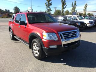 Used 2007 Ford Explorer Sport Trac 4WD 4dr V6 XLT for sale in Coquitlam, BC
