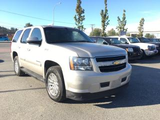 Used 2008 Chevrolet Tahoe 4WD 4dr Hybrid LT for sale in Coquitlam, BC