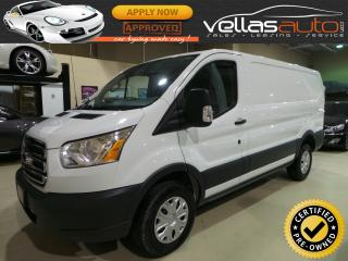 Used 2015 Ford TRANSIT-250 130WB| ECOBOOST| R/GLASS DRS for sale in Woodbridge, ON