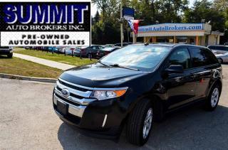 Used 2013 Ford Edge SEL | CAR-PROOF CLEAN | NAVI | CAMERA | PANO ROOF for sale in Richmond Hill, ON