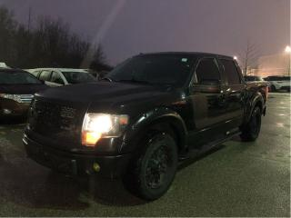 Used 2014 Ford F-150 4x4 - Supercrew Fx4 - 145 WB for sale in London, ON