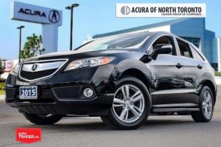 Used 2015 Acura RDX at Accident Free|Back UP Camera|Sunroof|Leather| B for sale in Thornhill, ON