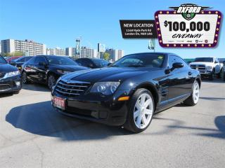 Used 2007 Chrysler Crossfire 3.2L, Manual, RWD, cruise, CD for sale in London, ON