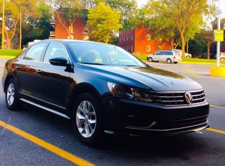 Used 2016 Volkswagen Passat TRENDLINE PLUS for sale in Montreal, QC