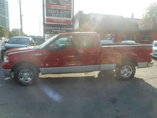Used 2005 Ford F-150 XLT SUPER SUPER MINT SHOWROOM CONDITION LOW KM!! for sale in Scarborough, ON