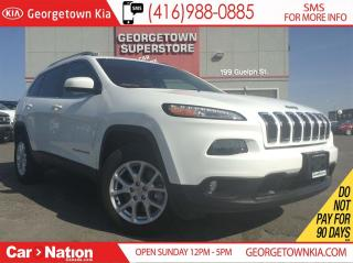 Used 2016 Jeep Cherokee North | 4X4 | B/U CAM | HTS SEATS | CLEAN CARPROOF for sale in Georgetown, ON