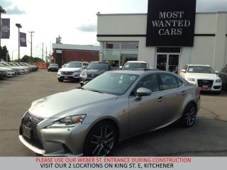 Used 2014 Lexus IS 350 F Sport | NAVIGATION | CAMERA for sale in Kitchener, ON