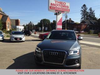 Used 2016 Audi Q5 2.0T Progressiv | NAVIGATION | SUNROOF for sale in Kitchener, ON