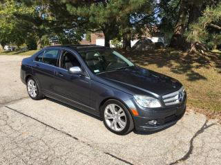 Used 2008 Mercedes-Benz C-Class 3.0L for sale in North York, ON