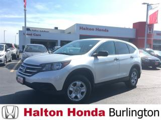 Used 2014 Honda CR-V LX for sale in Burlington, ON