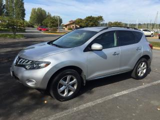 Used 2010 Nissan Murano SL for sale in Coquitlam, BC