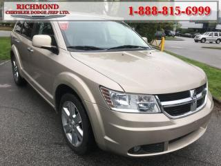 Used 2009 Dodge Journey R/T for sale in Richmond, BC