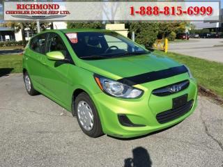Used 2012 Hyundai Accent for sale in Richmond, BC