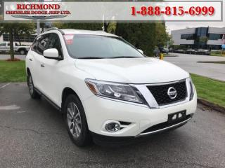 Used 2015 Nissan Pathfinder for sale in Richmond, BC