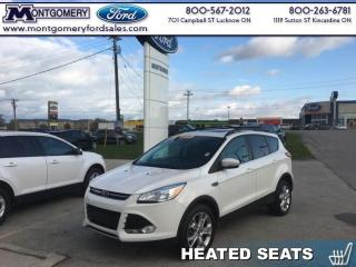 Used 2013 Ford Escape SEL  LEATHER - NAV - PANO ROOF - VOICE ACTIVATED SYS for sale in Kincardine, ON
