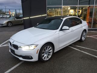 Used 2016 BMW 328i xDrive, Navigation, Sunroof for sale in Winnipeg, MB