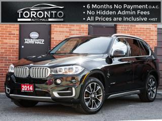 Used 2014 BMW X5 35D+Navigation+360 Camera+Panoramic roof for sale in North York, ON