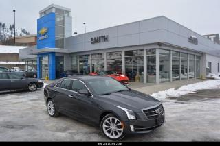 New 2018 Cadillac ATS 3.6 Premium Luxury for sale in Kamloops, BC