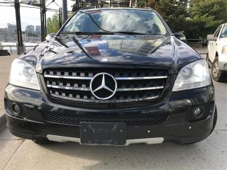 Used 2007 Mercedes-Benz ML-Class DIESEL.LOCAL,NO ACCIDENT,FULLYLOADED, for sale in Vancouver, BC